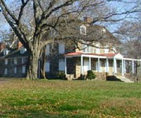 The ancestral home of the Pemberton family is located on the Newportville-Fallsington Road in Bucks County and has been known for two hundred and ninety years as Bolton Farm. Historically and architecturally, the house is one of the most significant in Pennsylvania; nearly every one of its inhabitants since the days of William Penn has influenced the course of history in the state.