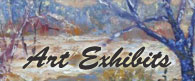 Art Gallery events and exhibitions in Bucks County and surrounding areas